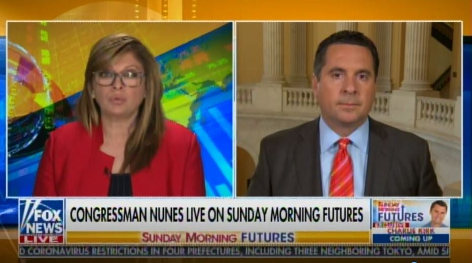 What Devin Nunes Just Said About Sleepy Joe Should Have Everyone Concerned!