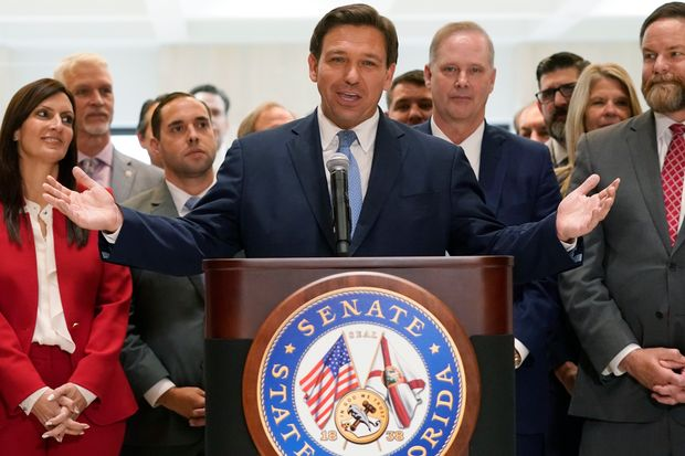 DeSantis Just Told The CDC How Full Of It They Are!