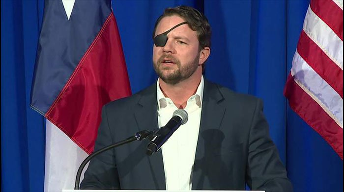 Dan Crenshaw Just Blew The Whistle On The New Mask Mandates!